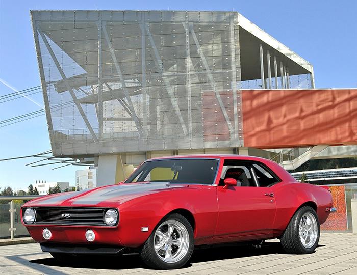 1968 Chevrolet Camaro SS - ID: 14480554 © David P. Gaudin