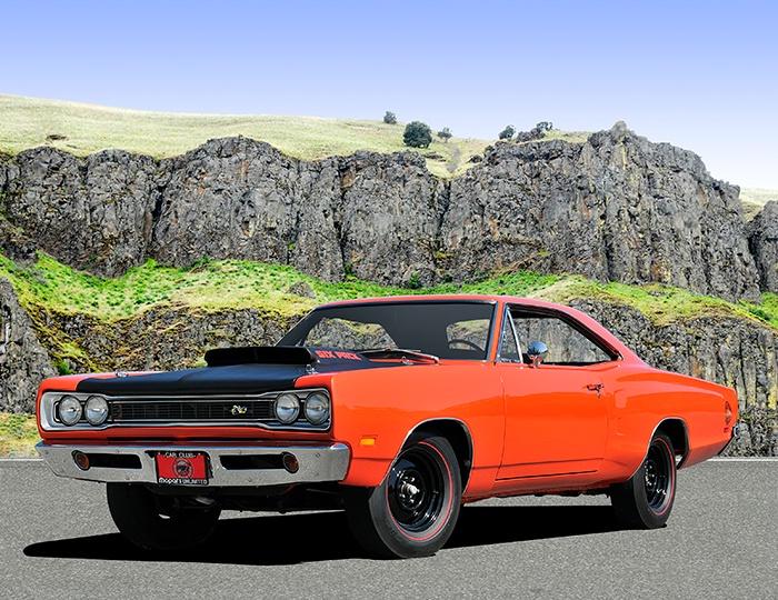 1969 Dodge Superbee - ID: 14481089 © David P. Gaudin