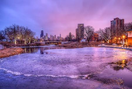 Lincoln Park Lagoon