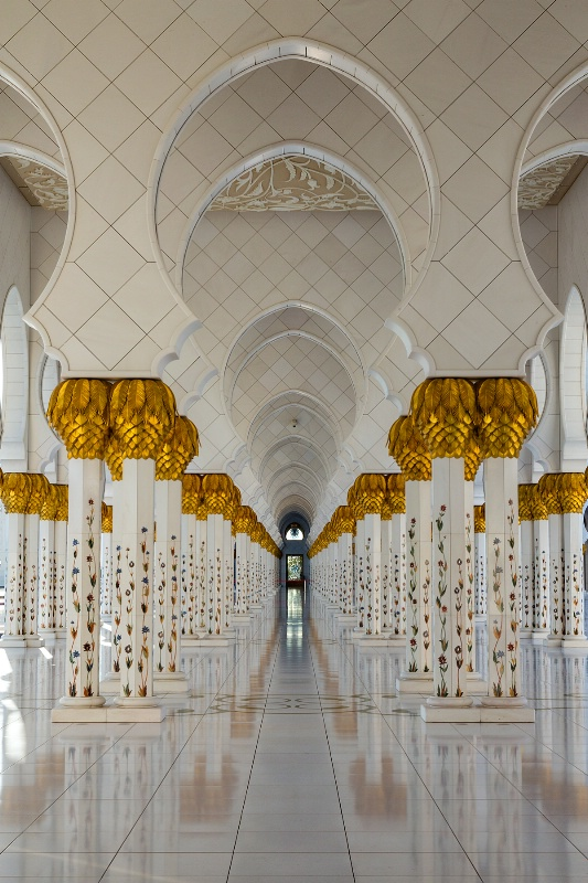 Grand Mosque perspectie