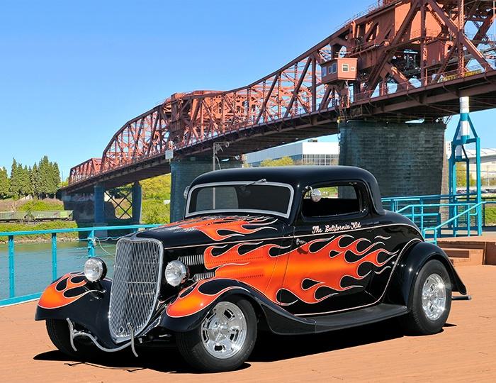 1933 Ford - ID: 14488618 © David P. Gaudin