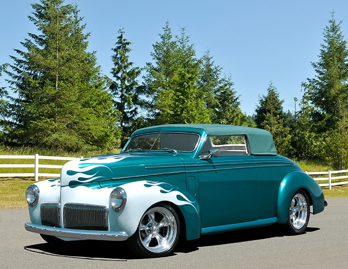 1941 Studebaker Convertible - ID: 14488620 © David P. Gaudin