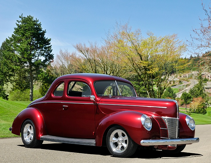 1940 Ford Coupe - ID: 14488624 © David P. Gaudin