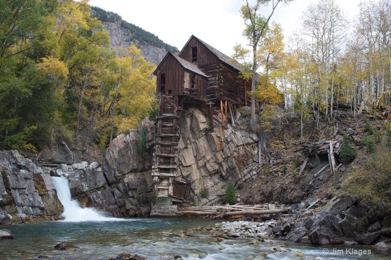 Historic Crystal Mill - ID: 14502730 © Jim Klages