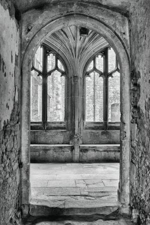 Cloister Doorway
