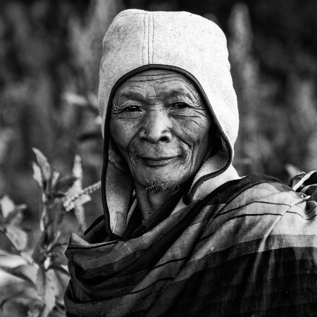 Faces of Mt Bromo, East Java