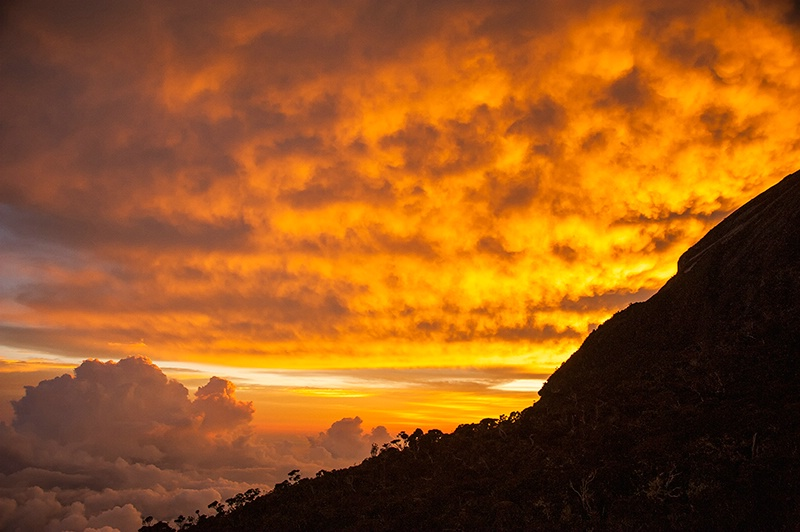 Unbeliveable - Mt Kinabalu - ID: 14557466 © Mike Keppell