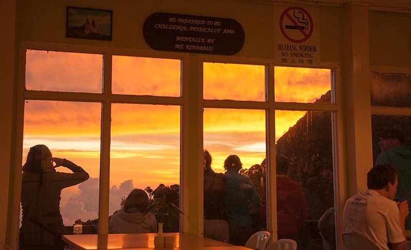 Sunset Dinner - Mt Kinabalu - ID: 14557468 © Mike Keppell