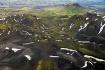 Malachite hills