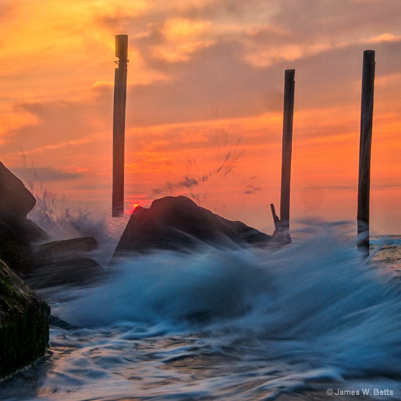 Ocean City, NJ Sunrise....