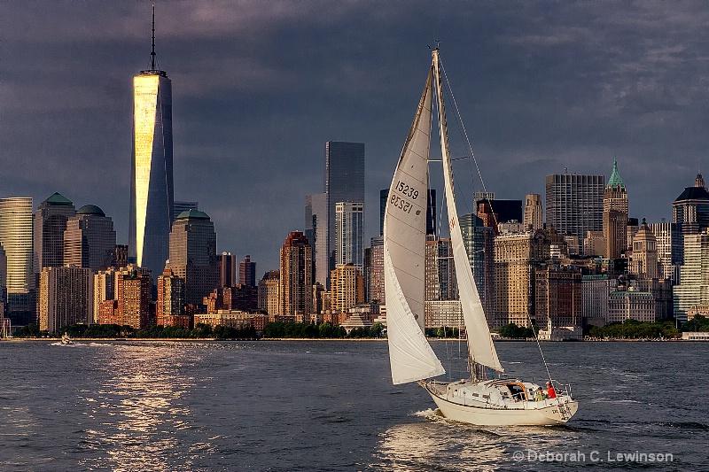 Lower Manhattan - ID: 14573292 © Deborah C. Lewinson
