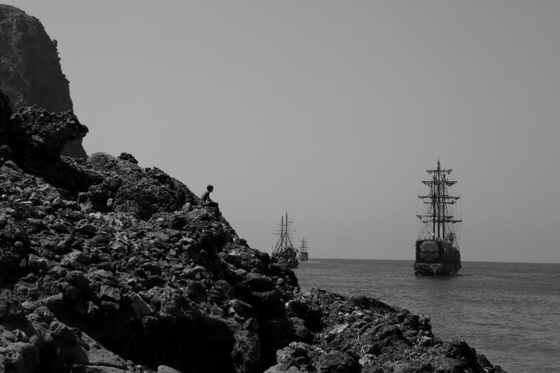 Would-be Pirate - ID: 14582075 © Ilir Dugolli
