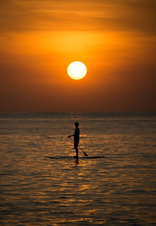 boardpaddling