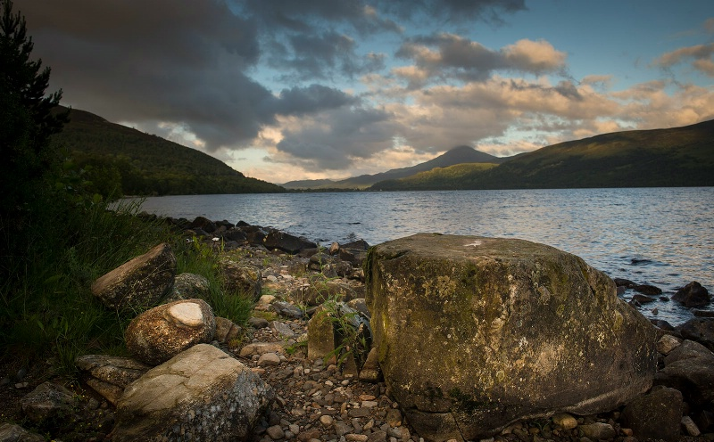 Loch's Sunset