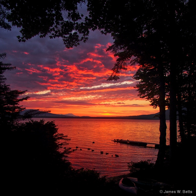 Maine Sunrise....