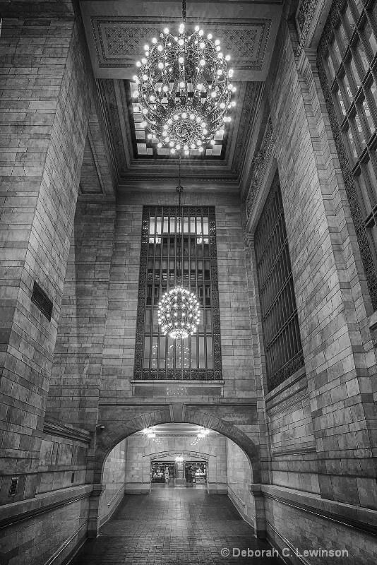 Elegant Passageway - ID: 14590002 © Deborah C. Lewinson