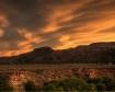 Sunset in Kanab, ...
