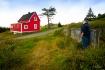Tors Cove Saltbox