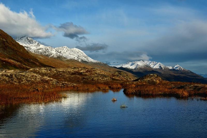 Winter's Approach - ID: 14612591 © Gary H. Minish