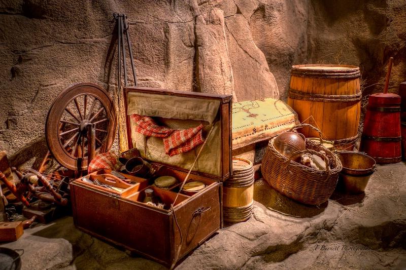 Pioneer's Treasures  - ID: 14625381 © Teresa Burnett
