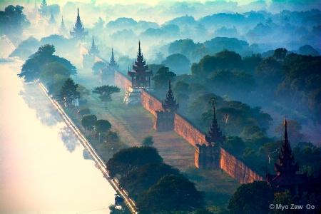 Misty View !!!!