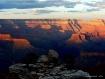 canyon sunsets