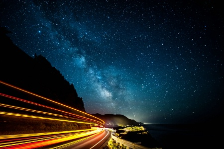 Photography Contest Grand Prize Winner - September 2014: Space Truckin'