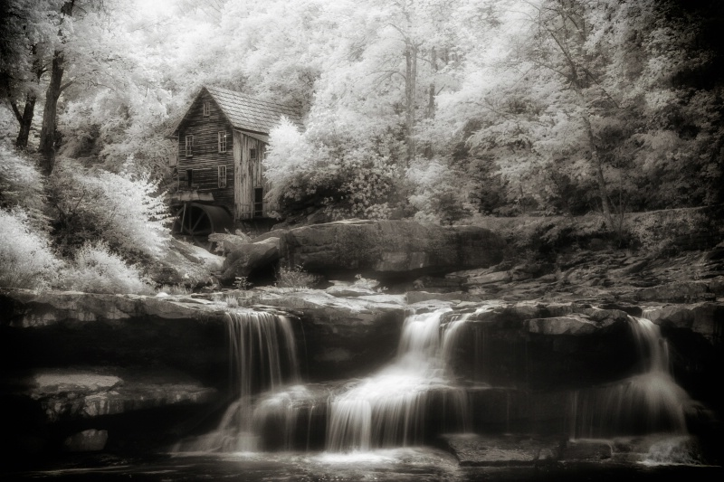 Babcock Grist Mill - ID: 14751250 © Bill Currier