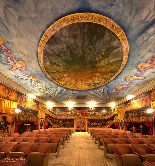 Amargosa Opera House - ID: 14762845 © Stacey J. Meanwell