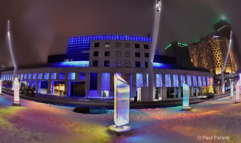 Winter in Montreal - ID: 14792223 © paul parent