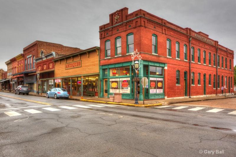 Old Anheuser-Busch Building