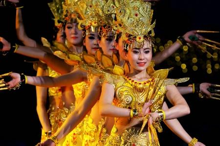 Goddness dance