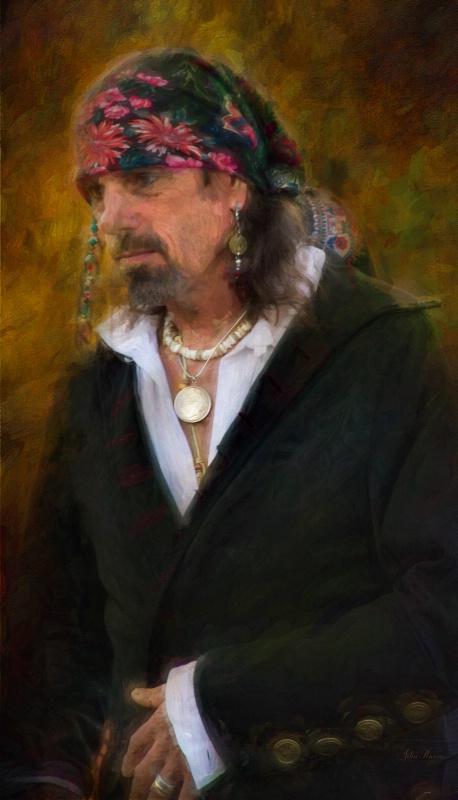 pirate - ID: 14864202 © John Rivera
