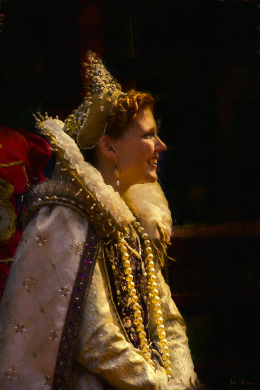 the beautiful queen - ID: 14864203 © John Rivera