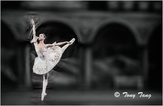 Ballerina - ID: 14867325 © Tony Tang