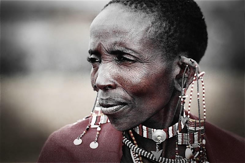 Masai - ID: 14868499 © David Resnikoff