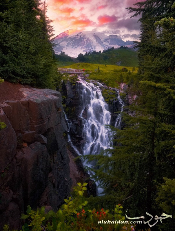 Mrytle falls, Mout Rainer