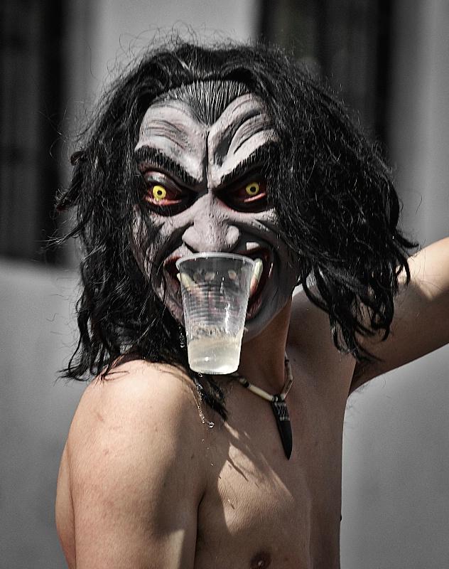 Drunk Devil - ID: 14885560 © David Resnikoff