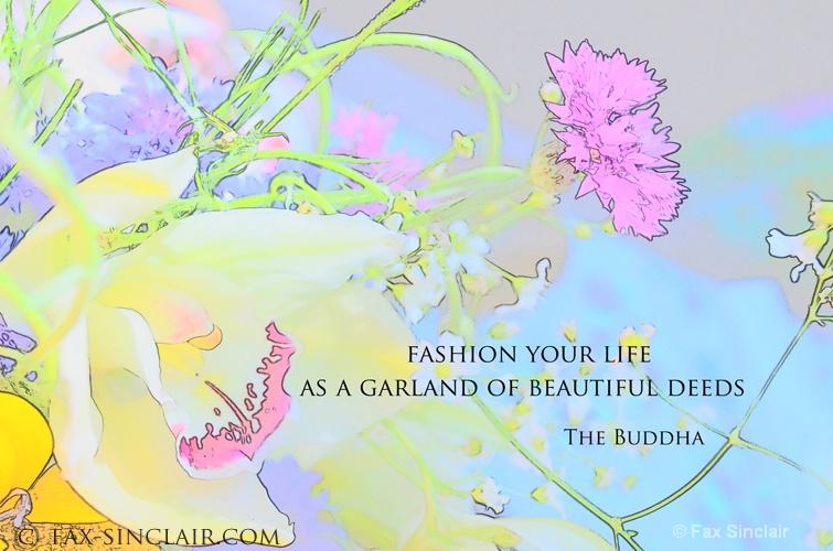 Buhdda Quote  - ID: 14914439 © Fax Sinclair