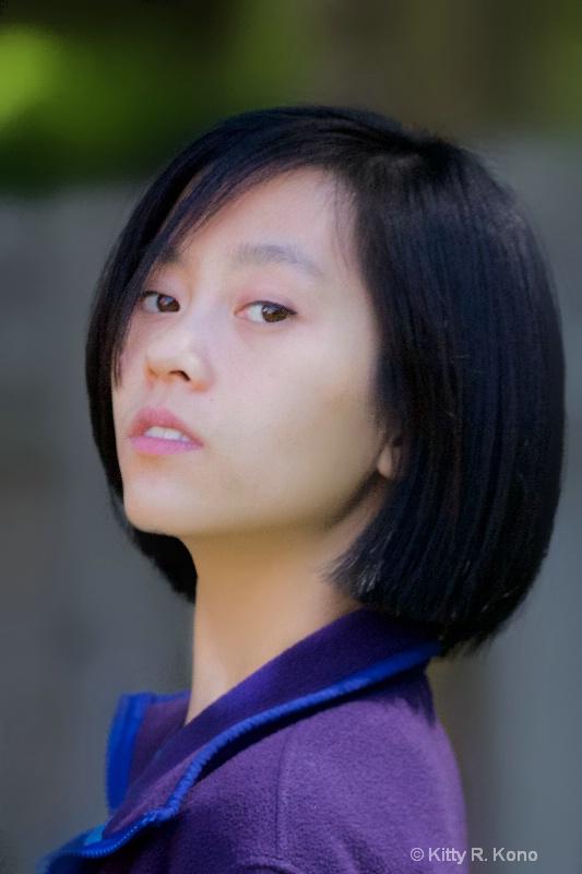Yumiko - ID: 14915503 © Kitty R. Kono
