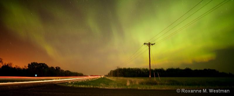 Speeding into the light - ID: 14927159 © Roxanne M. Westman