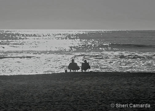 Relaxing Together - ID: 14934964 © Sheri Camarda