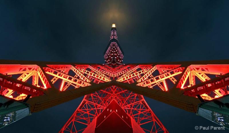 Tokyo Tower - ID: 14966254 © paul parent