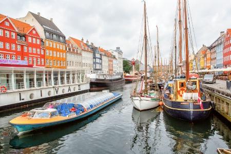 Old Harbour, Copenhagen