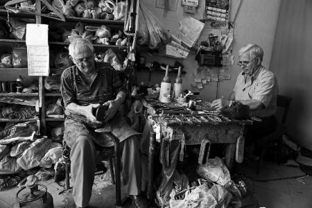 Shoemakers' Magic World