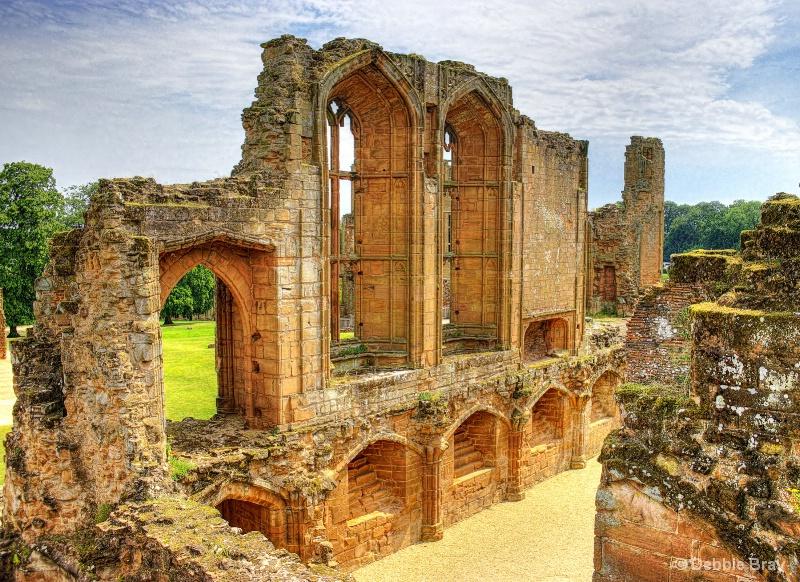 Kennilworth Castle ruins