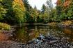 Quiet Autumn Cove