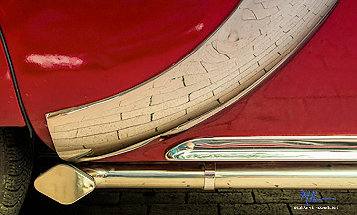 Candy Apple Gold ('56 Chevy) - ID: 15026056 © Martin L. Heavner
