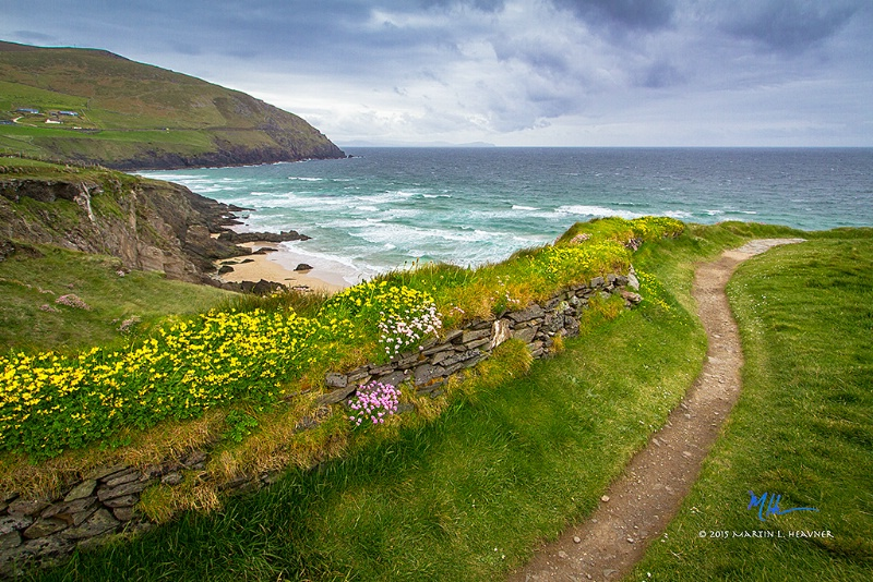 Approaching Storm, Coumeenoole Head, Ireland - ID: 15026057 © Martin L. Heavner