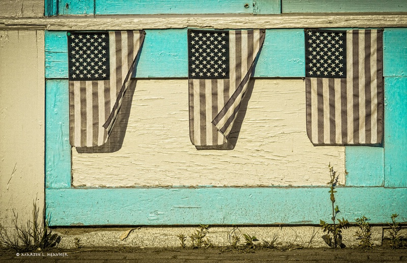 The Three Americas, Lubec, Maine - ID: 15026275 © Martin L. Heavner